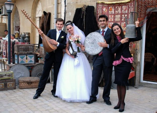 Поздравление на азербайджанской свадьбе 49